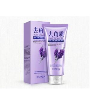 Пилинг-скатка для лица с лавандой Bioaqua Natural Aromatic Lavander Extract