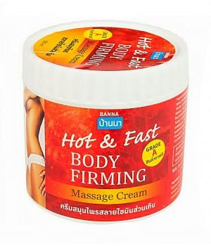 Антицеллюлитный крем для тела Banna