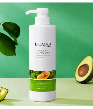 Шампунь с экстрактом авокадо BioAqua