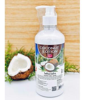 Лосьон для тела с кокосовым молоком банна
