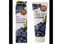Пилинг-скатка с экстрактом черного винограда Ekel Grape Natural Clean Peeling Gel