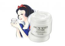Отбеливающий крем для лица Secret key Snow White Cream
