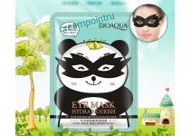 BioAqua Eye Mask Hydranourish круговая маска для ухода за всей областью глаз на тканевой основе