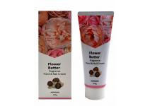Крем для рук и ногтей с цветочными экстрактами Aspasia