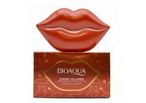 Патчи для губ Bioaqua Cherry Collagen