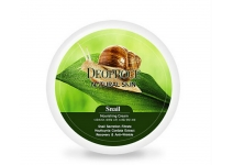 Крем для лица и шеи с экстрактом улитки DEOPROCE Natural Skin Snail Nourishing Cream