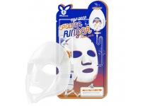 Тканева маска для лица с фактором роста клеток ELIZAVECCA EGF Deep Power Ringer Mask Pack