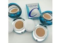 Увлажняющий кушон с коллагеном Enough collagen aqua air cushion