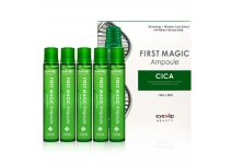 Ампулы для лица с экстрактом центеллы Eyenlip First Magic Ampoule Cica