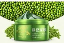 Абсорбирующая маска обладает очищающим эффектом Green beans care IMAGES
