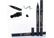 Стойкая жидкая подводка images Cool Black со штампом (полумесяц)