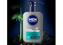 Мужская пенка для умывания Images Men Protect Face Wash
