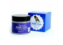Антивозрастной крем с экстрактом ласточкиного гнезда JIGOTT Bird`s Nest Wrinkle Cream