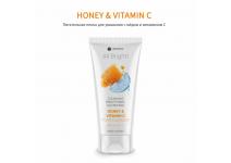 Питательная пенка для умывания с медом и витамином С