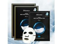 Тканевая маска с ласточкиным гнездом JM Solution
