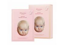 Гипоаллергенная тканевая маска для лица упругости кожи JMsolution Mama