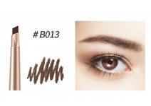 Карандаш для бровей bioaqua темно-коричневый
