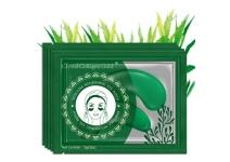 Гидрогелевые патчи для глаз с экстрактом морских водорослей и зеленым чаем SHANGPREE Marine Energy Eye Mask