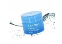 Ночная маска с гидро-ионизированной минеральной водой для лица Laneige