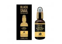Ампульная сыворотка с муцином черной улитки Lebelage Black Snail Ampoule