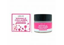 Ампульный крем для лица с коллагеном lebelage collagen ampoule cream