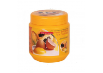 Маска для волос с воском - Папайя и Яичный желток Кэбиу