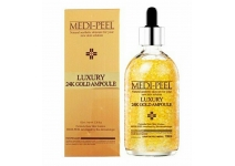 Омолаживающая сыворотка для эластичности кожи с золотом Medi-peel