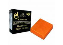 Натуральное мыло от черных точек
