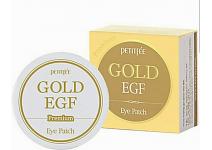 Гидрогелевые патчи для век Petitfee Premium Gold & EGF Hydrogel Eye