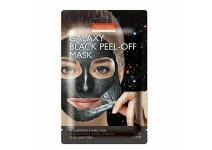 Очищающая маска-пленка для лица purederm (чёрная)