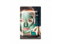 Очищаюшая маска-пленка для лица purederm (зеленая)