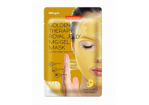 Гидрогелевая маска для лица с маточным молочком и золотом Purederm