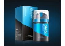 Увлажняющий крем для мужчин rorec Men Skin Only One Month