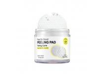 Очищающие салфетки Scinic Feel So Good Peeling Pad Toning care c AHA кислотами